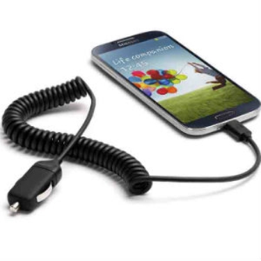 מטען לרכב Griffin PowerJolt Mobile Micro (מיקרו USB הספק 2.1A)