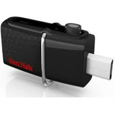 זיכרון נייד SanDisk Ultra Dual USB 3.0 64GB sddd2